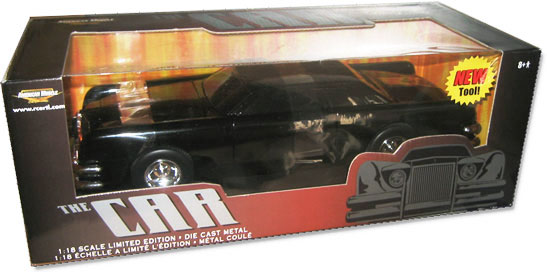 1970s Modified Lincoln Mark Iii From The Movie The Car